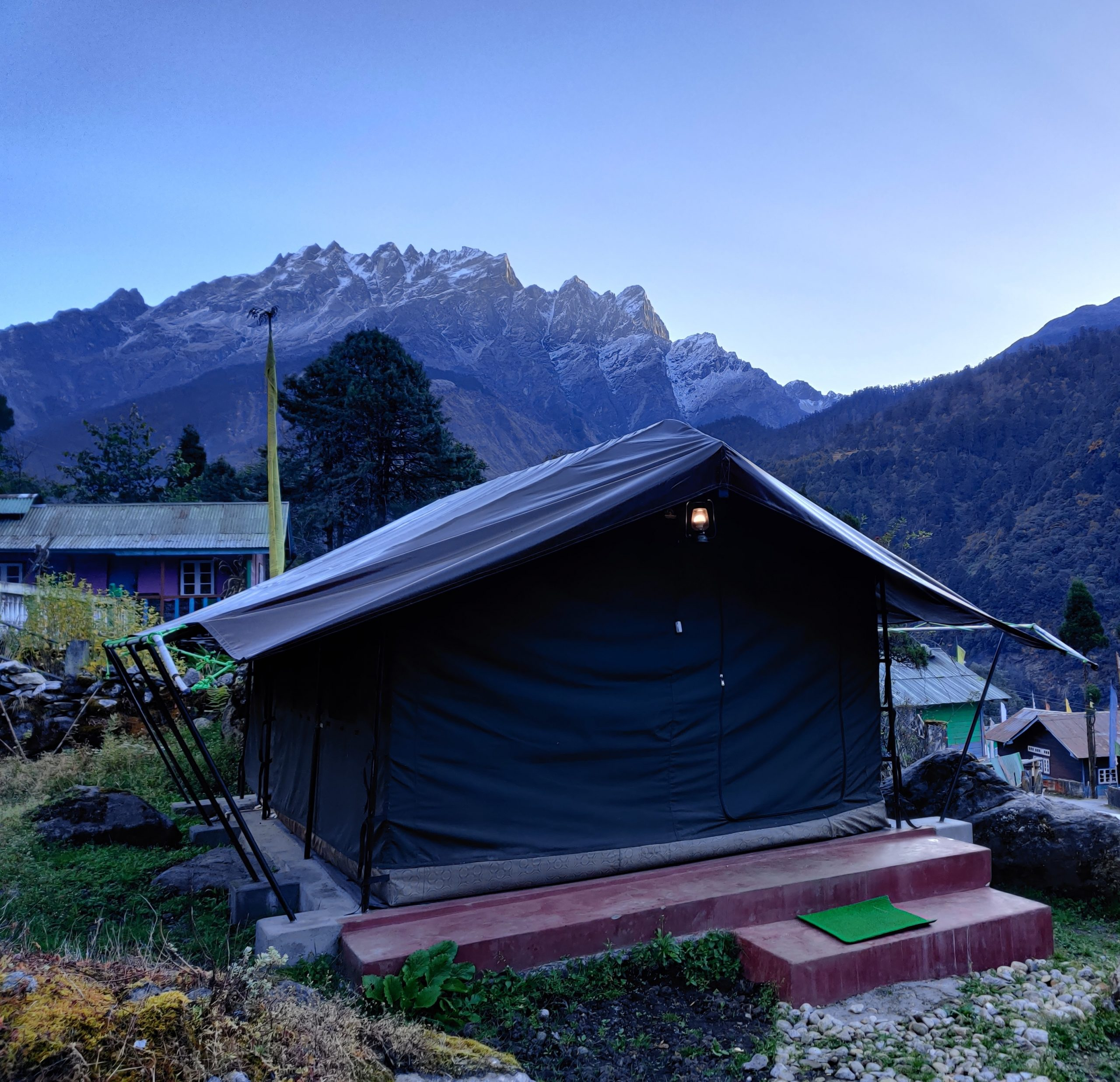 OurGuest Camp Lachung